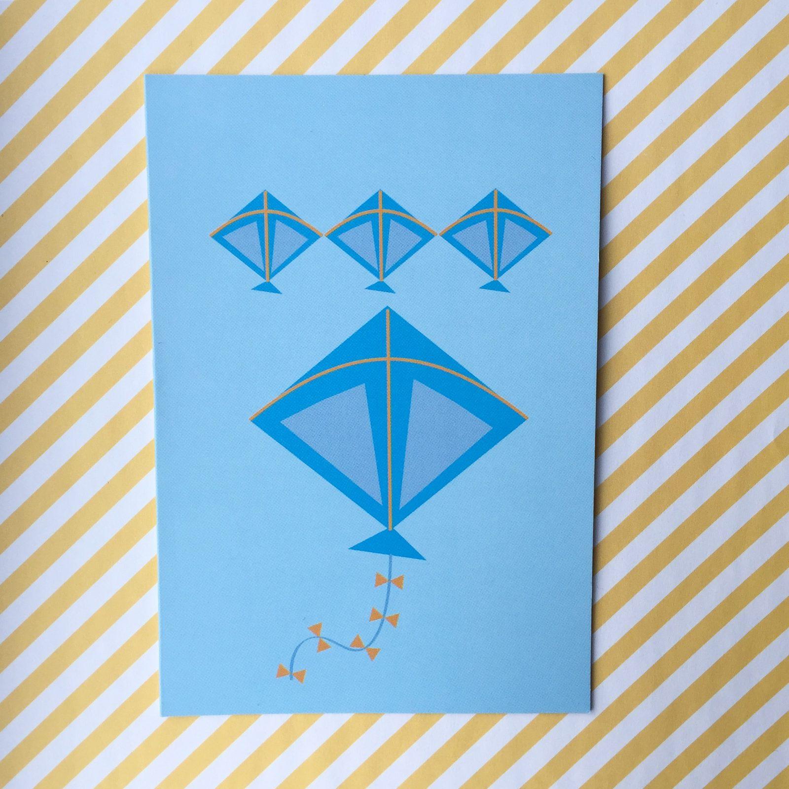 Vykort - inspirerade av Indien - gratulationskort, små posters, inredning